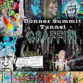 Donner Summit Graffiti by Lisa Redfern