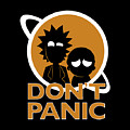 Don't Panic by Veranda Vee