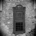 Door To The Past - Old World by Lynn Bauer
