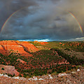 Double Rainbow by Leland D Howard