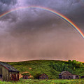 Double Rainbow Rebirth by Dave Dilli