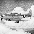 Douglas Sbd Dauntless Of The Us Marines by Douglas Castleman