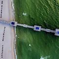 Down On 4 Seasons Pier by Michael Thomas