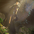 Dragon Empress by Elle Arden Walby
