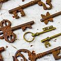 Dream Key by Garry Gay