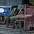 Drink Pepsi Cola And Coca Cola by Susan Candelario