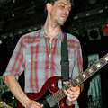 Drive By Truckers Guitarist Mike Cooley by Concert Photos