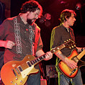 Drive By Truckers Patterson Hood And Mike Cooley  by Concert Photos