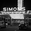 Drive-in Coffee Shop by Kurt Hutton