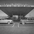 Drive-in-restaurant, In Los Angeles Subu by Loomis Dean