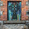 Drogheda Celtic Cross by Susie Weaver