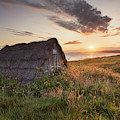 Drying Hut - Freshwater West by Elliott Coleman