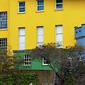 Dublin Castle Colors Two by Bob Phillips