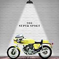 Ducati 900 Super Sport by Mark Rogan