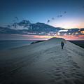 Dune Du Pilat - Sunset Impressions by Hannes Cmarits