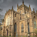 Dunfermline Abbey by Ross G Strachan