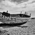 Dungeness Boats by David Resnikoff