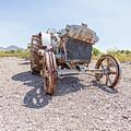 Dust Bowl Farm by Edward Fielding