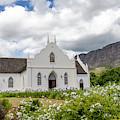 Dutch Reformed Church, Franschhoek by Rob Huntley
