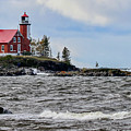 Eagle Harbor Lighthouse by Susan Rydberg