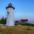 East Chop Lighthouse by Mark Miller