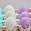 Easter Eggs 32 #pastel by Andrea Anderegg