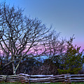 Eastern Skies At Wayah Bald by Debra and Dave Vanderlaan