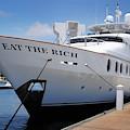 Eat The Rich Yacht by Susan Maxwell Schmidt