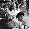 Edwige Feuillere by Bert Hardy