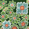 Efflorescent 10 V2 by Amy E Fraser