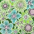 Efflorescent 9 V2 by Amy E Fraser