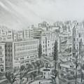 El Mansheya Park - Tripoli by Mohammad Hayssam Kattaa