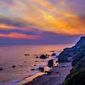 El Matador Sunset by Gene Parks