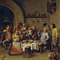 El Rey Bebe   by Teniers  David