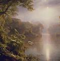 El Rio De Luz  The River Of Light, 1877 by Frederic Edwin Church