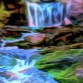 Elakala Falls by Dan Sproul