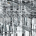 Electrical Substation by Juan Contreras