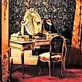 Elegant Victorian Bedroom by Susan Savad