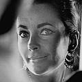 Elizabeth Taylor by Gjon Mili