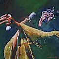 Ella Fitzgerald by David Lloyd Glover