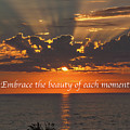 Embrace The Moment by Kirt Tisdale