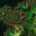 Emerald City. by Minnetta Heidbrink