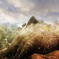 Emerging Machu Picchu by Scott Kemper
