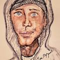 Eminem  Marshall Mathers by Geraldine Myszenski