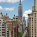 Empire State Building by David Sacks