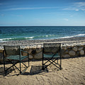 Empty Chairs by Jean Noren
