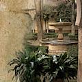 En Los Jardines De Espana by Gina Harrison