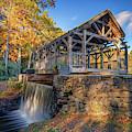 Enchanta Bridge In Moore State Park by Kristen Wilkinson