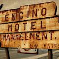 Encino Hotel by Lou Novick