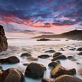England, Northumberland, Embleton Bay by Guy Edwardes